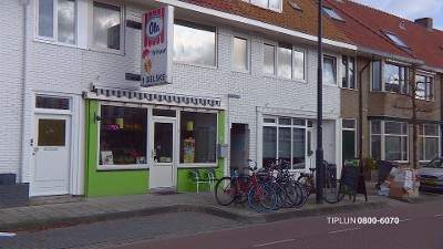 Overval cafetaria in Eindhoven