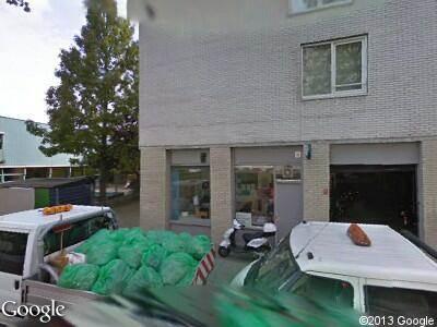Ambulance naar Brielselaan in Rotterdam