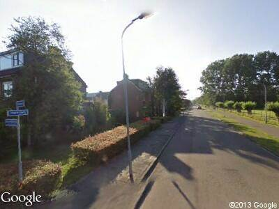 Ambulance naar Herenweg in Ankeveen