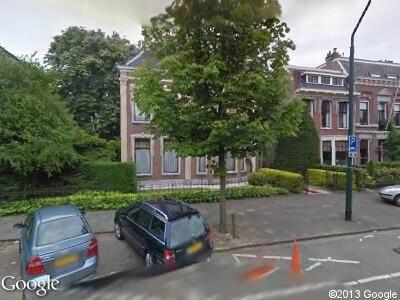 Ambulance naar Baronielaan in Breda