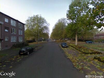 Ambulance naar Frederik van Eedenstraat in Venlo