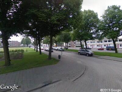 Ambulance naar Dirkslandstraat in Rotterdam