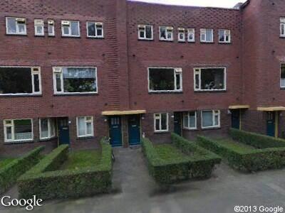 Brandweer naar Noorderspoorsingel in Groningen - Oozo.nl
