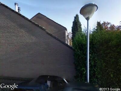 Ambulance naar Grimmstraat in Venlo