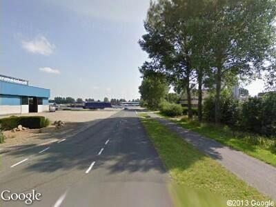 Brandweer naar Wetterwille in Heerenveen