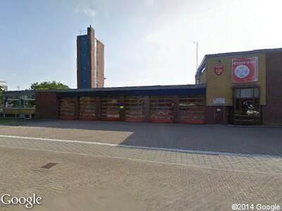 Brandweer naar Industrielaan in Veenendaal - Oozo.nl
