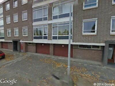 Ambulance naar Sint-Maartensdijkstraat in Rotterdam