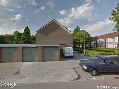 Ambulance naar Heubergerstraat in Tilburg