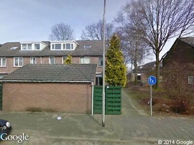 Ambulance naar Kapelmeesterlaan in Tilburg
