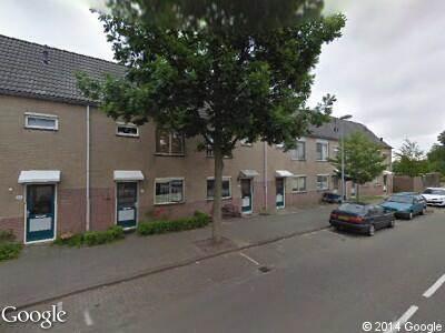 Ambulance naar Johanna Naberstraat in Alkmaar