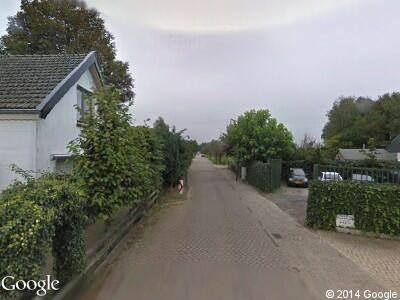 Ambulance naar Cannenburgerweg in Ankeveen