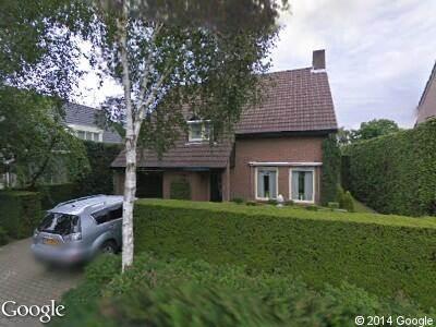 Ambulance naar Slutelakker in Lierop
