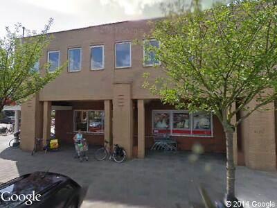 Politie naar Wezelstraat in Almere