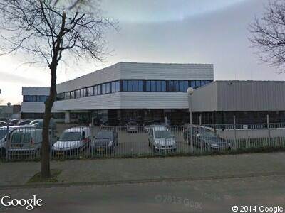 Brandweer naar Tarasconweg in Eindhoven