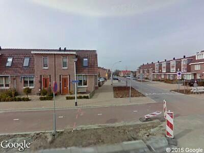 Ambulance naar Jacobuslaan in Hendrik-Ido-Ambacht