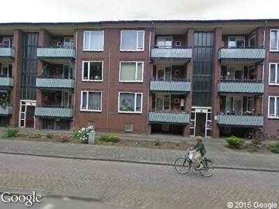 Ambulance naar Straelseweg in Venlo