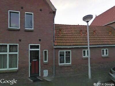 Brandweer en politie naar Ruysdaelstraat in Tilburg