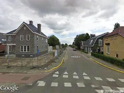 Ambulance naar Burg de Zeeuwstraat in Numansdorp