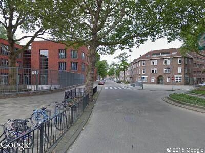 Ambulance naar Paradijsplein in Rotterdam