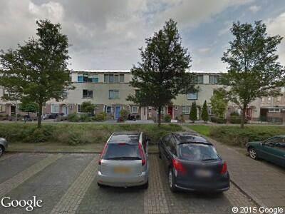 Brandweer naar Moezelstraat in Beverwijk