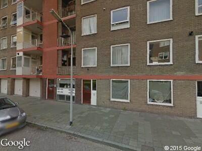 Brandweer naar Dinkelstraat in Beverwijk