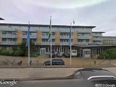 Brandweer naar Burgemeester van Heusdenweg in West-Terschelling