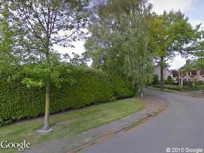 Brandweer naar Zwaantjesweg in Breda