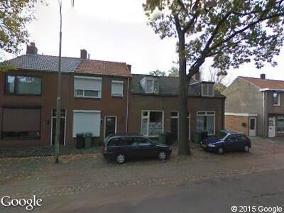Ambulance naar Bredaseweg in Roosendaal