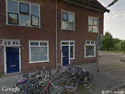 Ambulance naar Ubbergseweg in Nijmegen