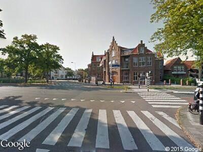Brandweer naar Vredehofstraat in Hoorn