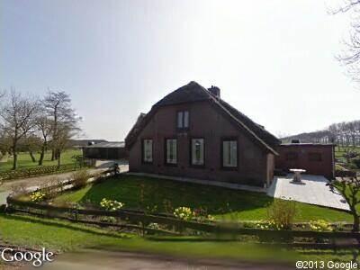 Ambulance naar Reijerscop in Harmelen