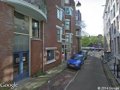 Brandweer naar Korte Dijkstraat in Amsterdam