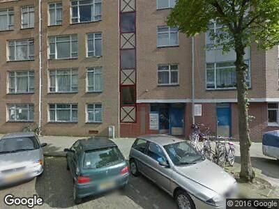 Brandweer naar Reinwardtstraat in Amsterdam