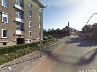 Brandweer naar Rembrandtstraat in Sittard