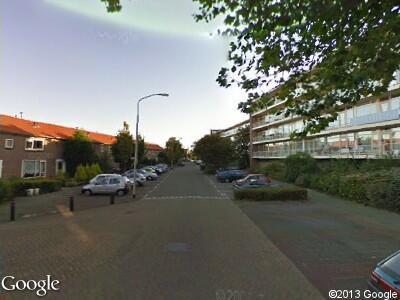 Ambulance naar Beatrixstraat in Poeldijk