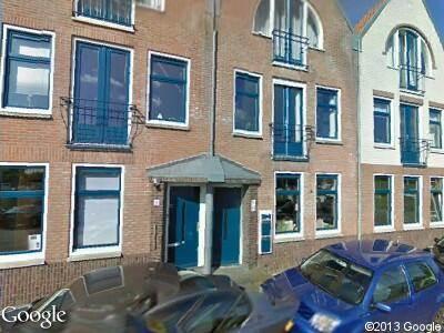 Ambulance naar Haringburgwal in Monnickendam