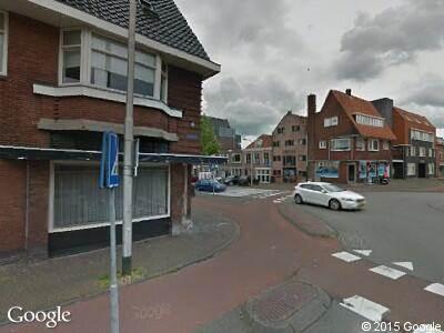 Brandweer naar Bleeklaan in Leeuwarden