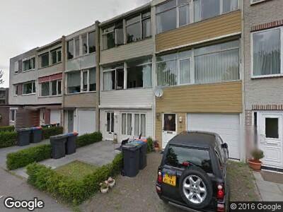 Brandweer naar Kreutzerstraat in Tilburg