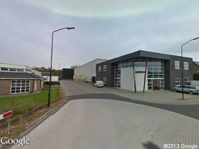Brandweer naar Heidebloemstraat in Schijndel