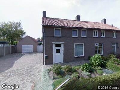 Ambulance naar Groenplein in Haaren