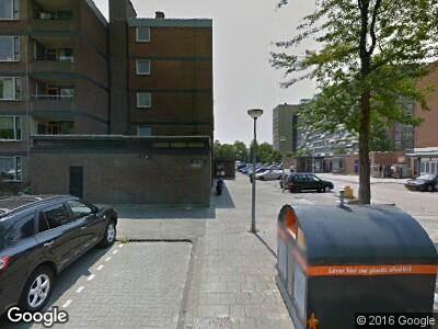 Brandweer naar IJdoornlaan in Amsterdam