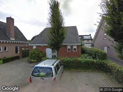 Ambulance naar Torenakker in Berkel-Enschot
