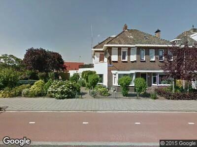 Brandweer naar Schoolstraat in Almelo