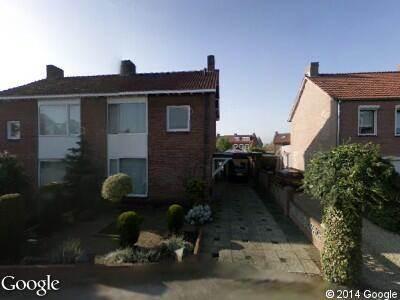 Ambulance naar Luuschweg in Venlo