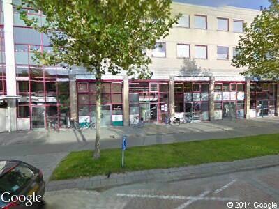 Ambulance naar Europaplein in Alphen aan den Rijn