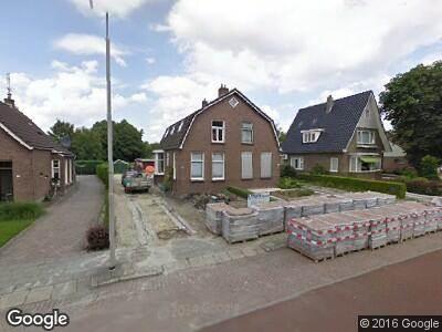 Brandweer naar Langewijk in Dedemsvaart