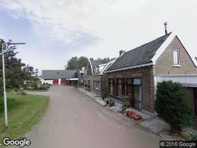 Brandweer naar Lagendijk in Ridderkerk