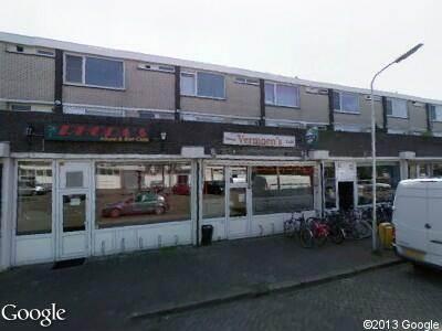 Ambulance naar Willem Ruysplein in Zwijndrecht