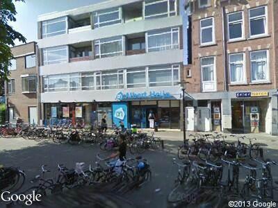 Ambulance naar Burgemeester Reigerstraat in Utrecht