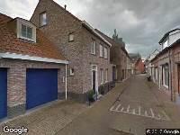 Ambulance naar Zomerstraat in Hulst